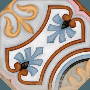 Vodevil Octogono Diglas Multicolor