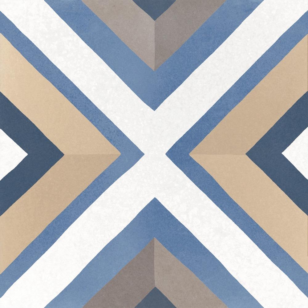Equipe Caprice Deco Square Colors 20 x 20 cm