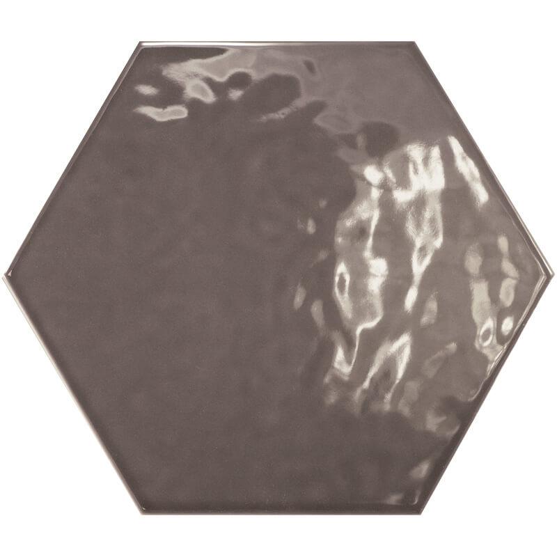 hexatile_gris_oscuro_brillo