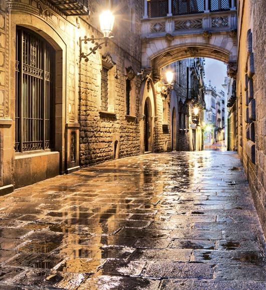 Ancient street MS-3-0048
