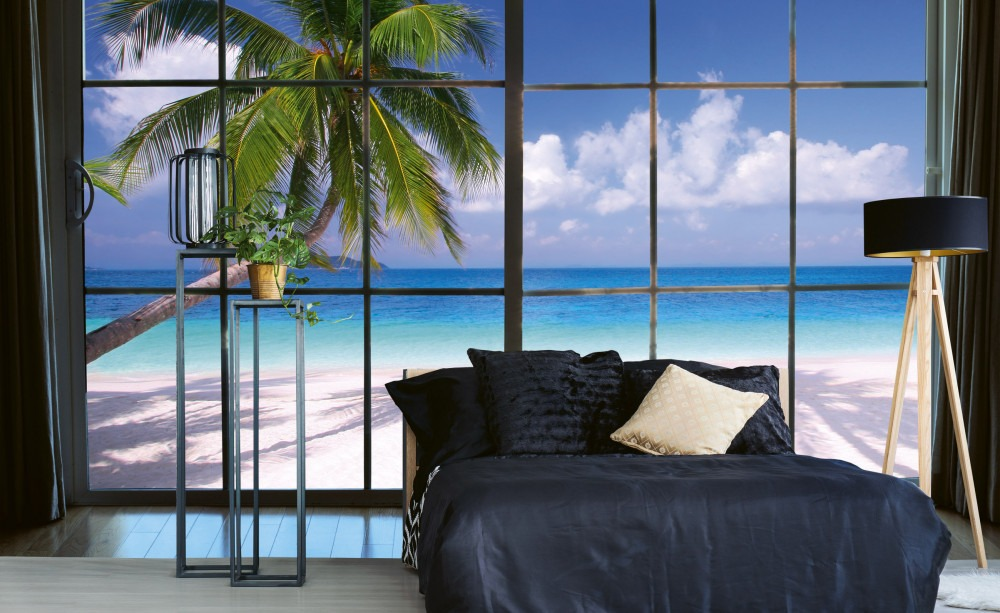 Beach window viewMS-5-0203