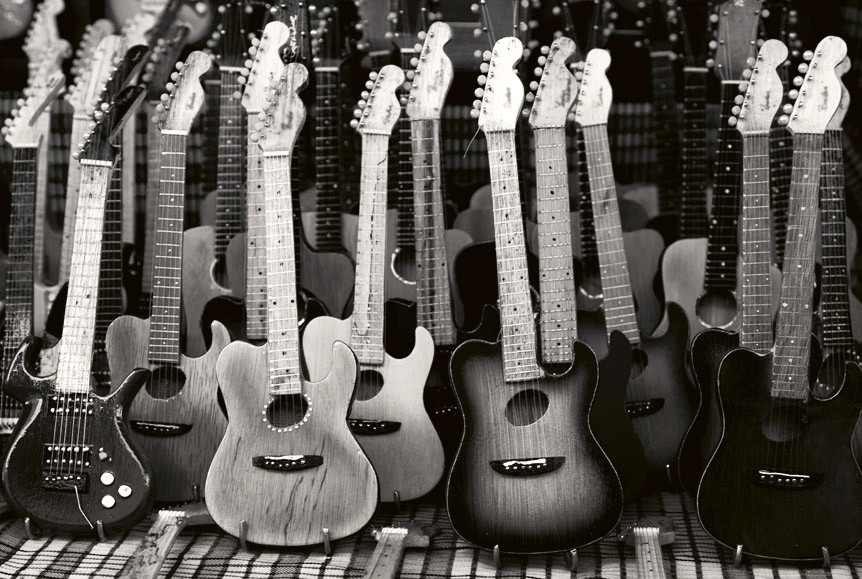 Guitar collectionMS-5-0303