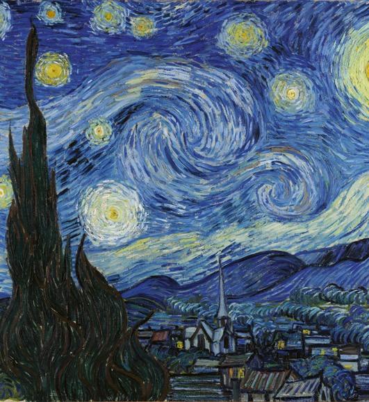 Starry NightMS-3-0250