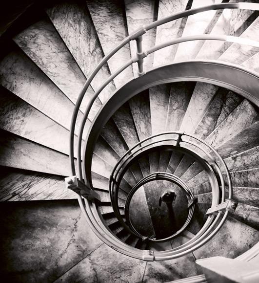 spiral stairsMS-3-0271