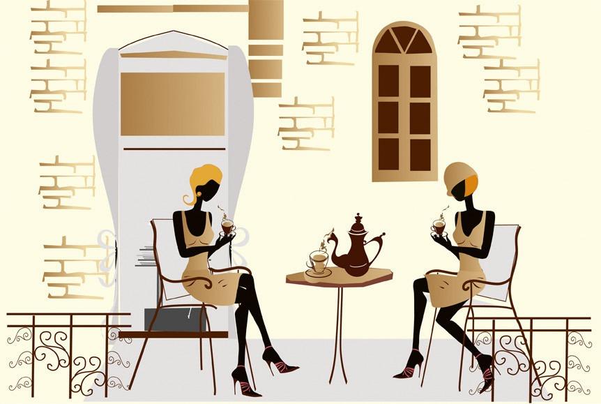 Street cafeMS-5-0246